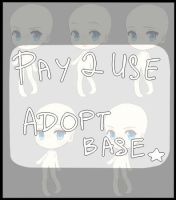 P2U Female/Shota Adopt base by GotNoJob