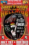 Torture Demon Hellride flyer by fauxster