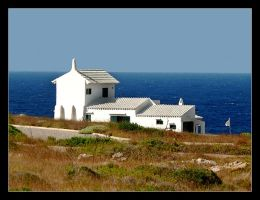 White House On Menorca - 2 by skarzynscy