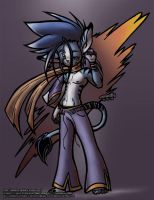 Yun - Anthromorphed - by jesonite