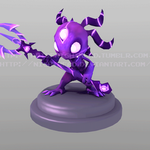 3D Model - Voidborn Fizz by NightHead