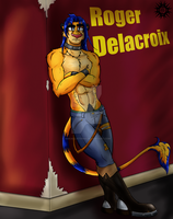 Roger Delacroix by MMcAllister88
