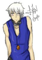 Human Lyhn Doodle by Rndom-Obsessions