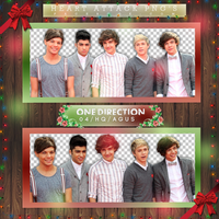 +One Direction photopack png by ForeverTribute