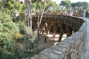 Barcelona, Parc Guell 3 by elodie50a