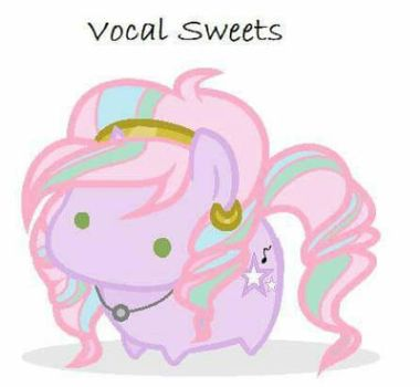 Vocal Sweets  by MysticxBeauty
