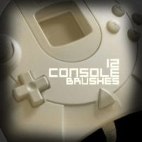 Console Brushes by getfirefox