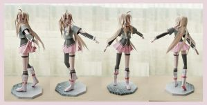 IA - Papercraft by ViimaMiu