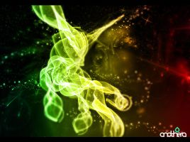 Photoshop Smoke Unicorn Tut by Cixxy