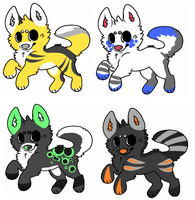 Adopts~ Name your price! by Sphinx-Chan