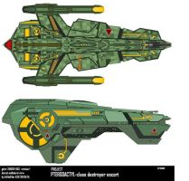 Ships of ASR-Gorn- PTERODACTYL by GhostRider2007