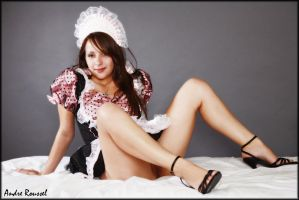 My New French Maid.. by bellocqa