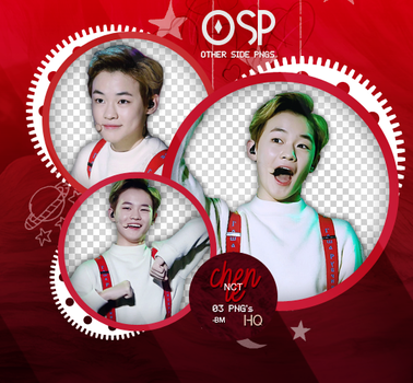 ChenLe PNG PACK #2| NCT by UpWishColorssx