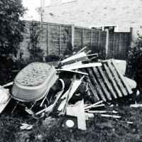 Scrap Heap I Call A Home by JordanAlice