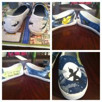Peter Pan Shoes by EndlessWinters