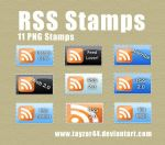 RSS Stamps by tayzar44