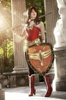 Wonder Woman - dc Comics by WhiteLemon