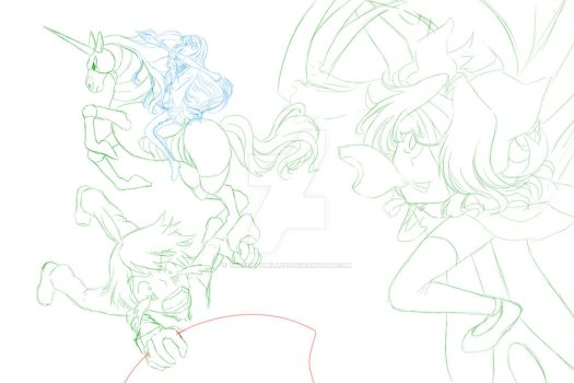 Contest Entry WIP by TheGreatMillz33