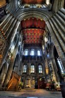 Ripon Cathedral HDR 5 by Bootcoot