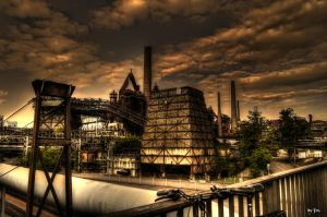 Industrial HDR (1/4) by TrePoint