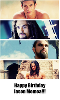 Happy Birthday Jason Momoa by Before-I-Sleep