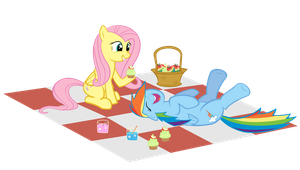 A Nice Picnic for Tofu1234 by OriginalCanadian