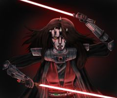 Rage of the Sith by Kaloith