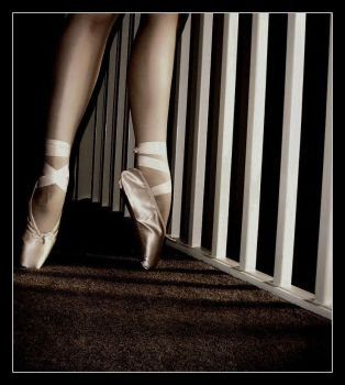 En Pointe Part Deux by Forestina-Fotos