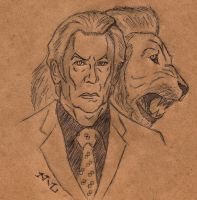 Donald Sutherland 7 by NiL94