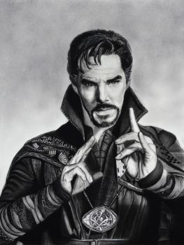 Doctor Strange by cfischer83