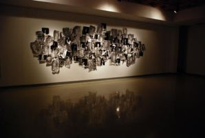 Collage Installation by Orwah1