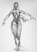 Circe final design sketch by JMarcDodsonJr