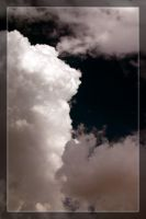 just another cloud shot by Delusionist