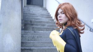 Another pic of Barbara Gordon - Batgirl by Lakonnia