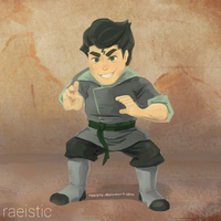 Bolin The Kid by Raeistic