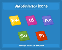 AdobeVector Icons by Franatix