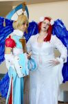 Otakon 2011:Ion and Lillith by Pandothiel-Elrond