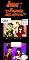 Avatar: Halloween Ship-tacular by sylvacoer