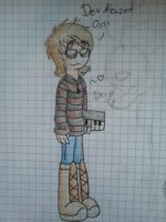 .:[DRAWING]THE MODERN EASTGERMAN AKA MOI:. by Maniactheleader