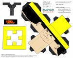 LCBH 1: Dick Tracy Cubee by TheFlyingDachshund
