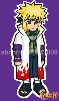 The Fourth Hokage by abnormalchild
