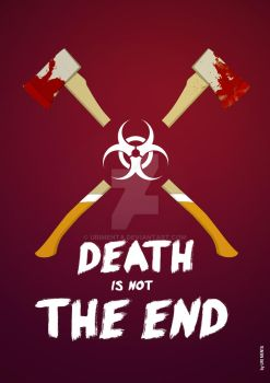 DEATH is not THE END by UriMenta