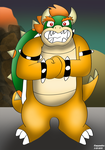 Bowser Koopa by Cpr-Covet