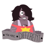 you are different * su by ghost8oy