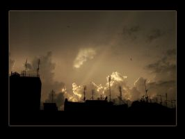 Before the Rain - pt. I by EDILY
