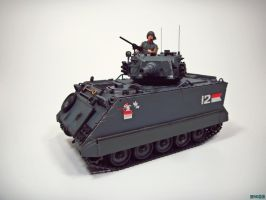 M113 Fire Support by enc86