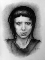 Rooney Mara (The Girl with the Dragon Tattoo) by YuskivRoman