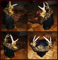 The Horned One by MoonlightMysteria