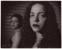 Annie and Nadya: biomotions by uvita