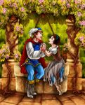 CC: Snow White and Charming by MistyTang